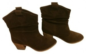 Charles Albert Brown suede Boots