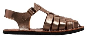 Jeffrey Campbell Sandal Dark Gold Sandals
