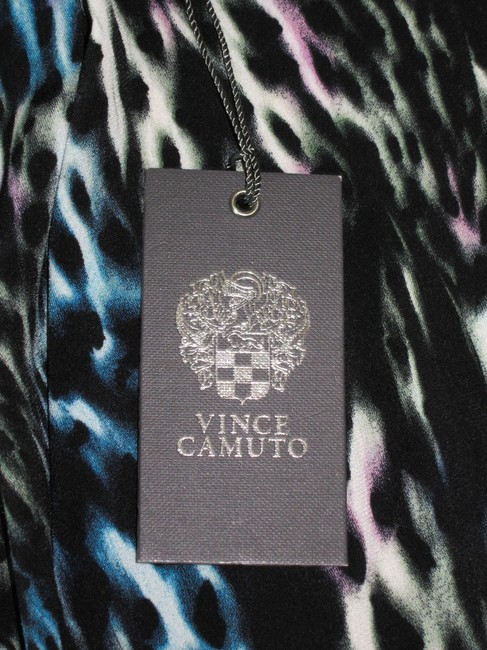 Vince Camuto Cap Sleeve Top Multi