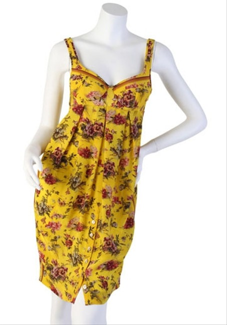 Jean-Paul Gaultier short dress multi on Tradesy