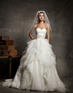 Justin Alexander 8640 Wedding Dress