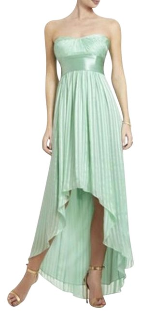 Preload https://item5.tradesy.com/images/bcbgmaxazria-opaline-green-alicia-high-low-formal-dress-size-8-m-365889-0-2.jpg?width=400&height=650