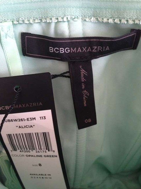 BCBGMAXAZRIA Alicia Hi Lo Dress