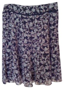 Axcess A-line Skirt Black Multi