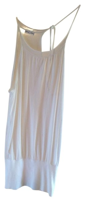 Rebecca Beeson short dress white on Tradesy