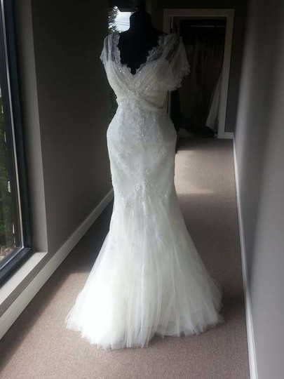 Pronovias Lenussa Modern Dress Size 12 (L)