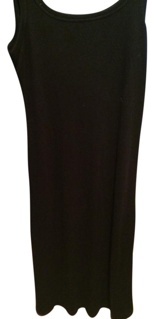 black Maxi Dress by Natori