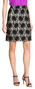 Kate Spade Skirt Black & White