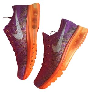 Nike Purple Orange Athletic