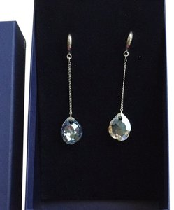 Swarovski Swarovski Crystal Hazel Pierced Earrings