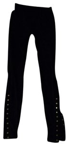 INC International Concepts Inc Black Tights XL