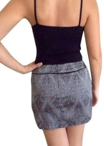 bebe Skirt Black/Grey