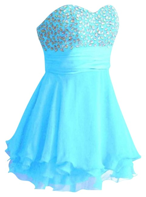 Faironly Homecoming Prom Jewl Pretty Dress