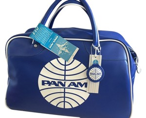 Paman Blue Travel Bag