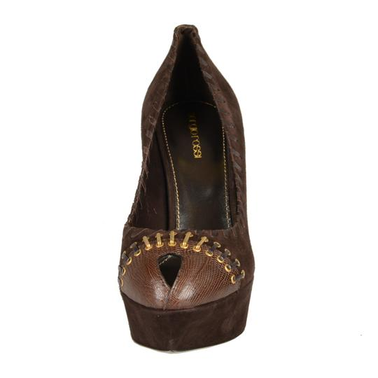 Sergio Rossi Brown Pumps Image 2