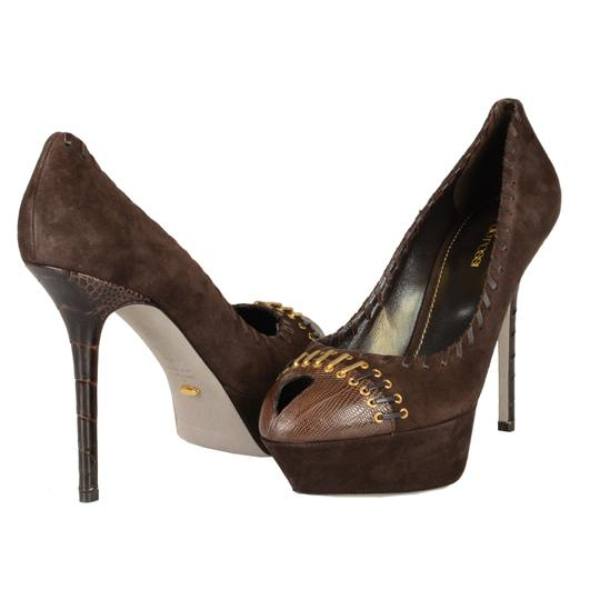 Sergio Rossi Brown Pumps Image 4
