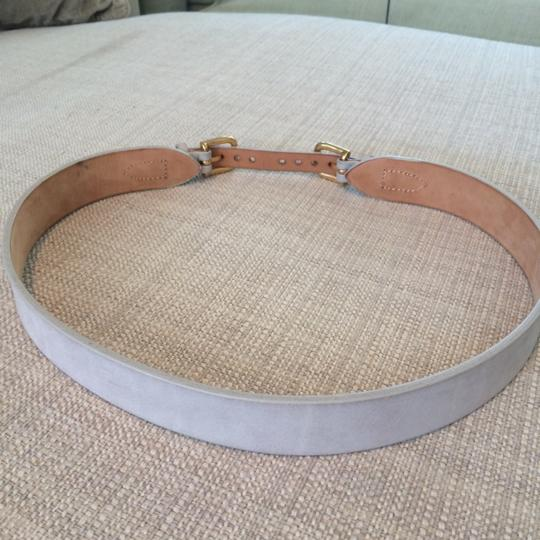 Faonnable Faconnable Belt with Gold Hardware Image 2