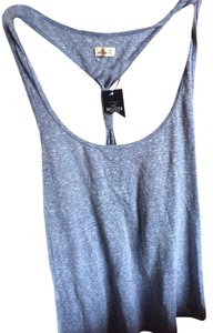 Hollister Top Blue / White