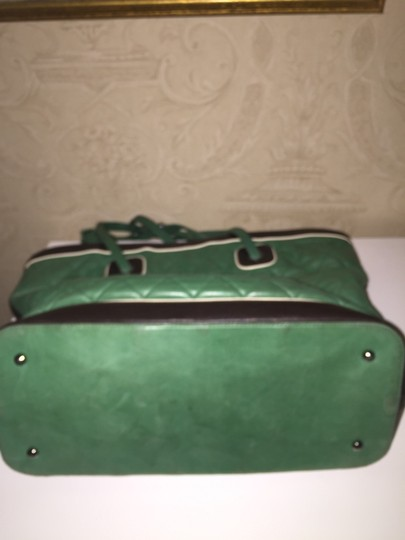 Chanel Tote in Kelly Green Image 1