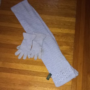 Ralph Lauren Scarf And Gloves