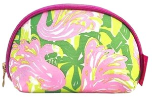 Lilly Pulitzer for Target Lilly Pulitzer Round Top Flamingo Clutch