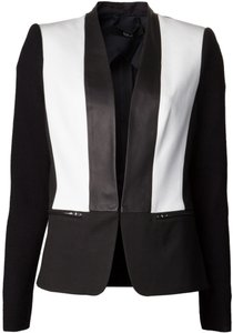 Cut25 Black and white Blazer