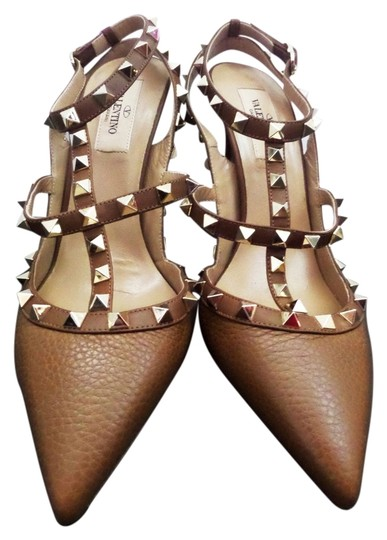 Valentino Brown Pumps