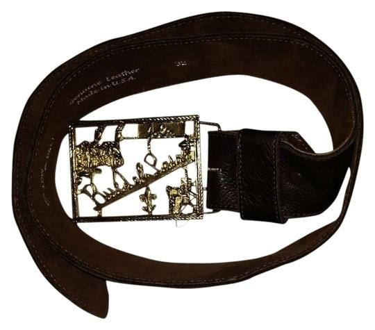 Preload https://item2.tradesy.com/images/b-low-the-belt-brown-leather-nwt-belt-366771-0-0.jpg?width=440&height=440