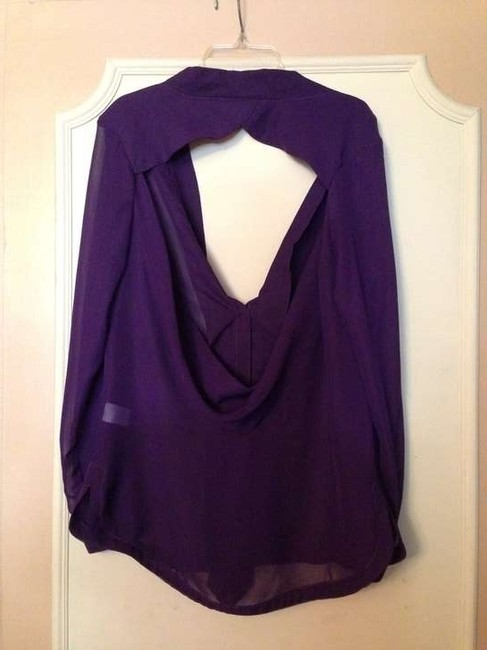 Boulee Top Purple