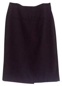 Kensie Skirt Charcoal grey