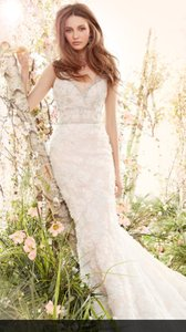 Jim Hjelm Charlotte 8414 New Wedding Dress