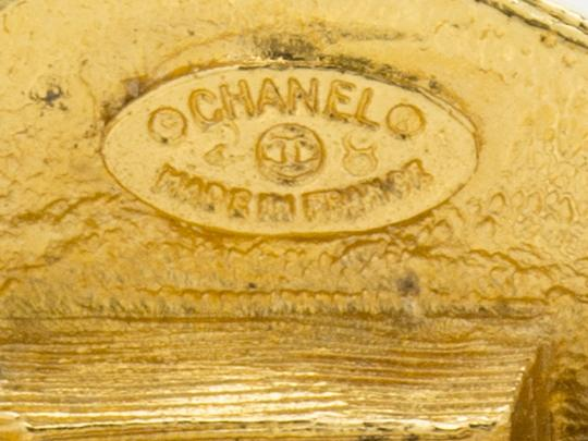Chanel Chanel Vintage Gold Coin Cuff