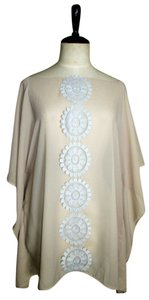 Lisa Nieves Chiffon Lace Casual Date Night Night Out Summer Flowy Party Tunic