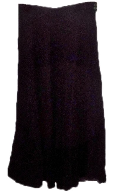 Item - Black Velvet Skirt Size 6 (S, 28)