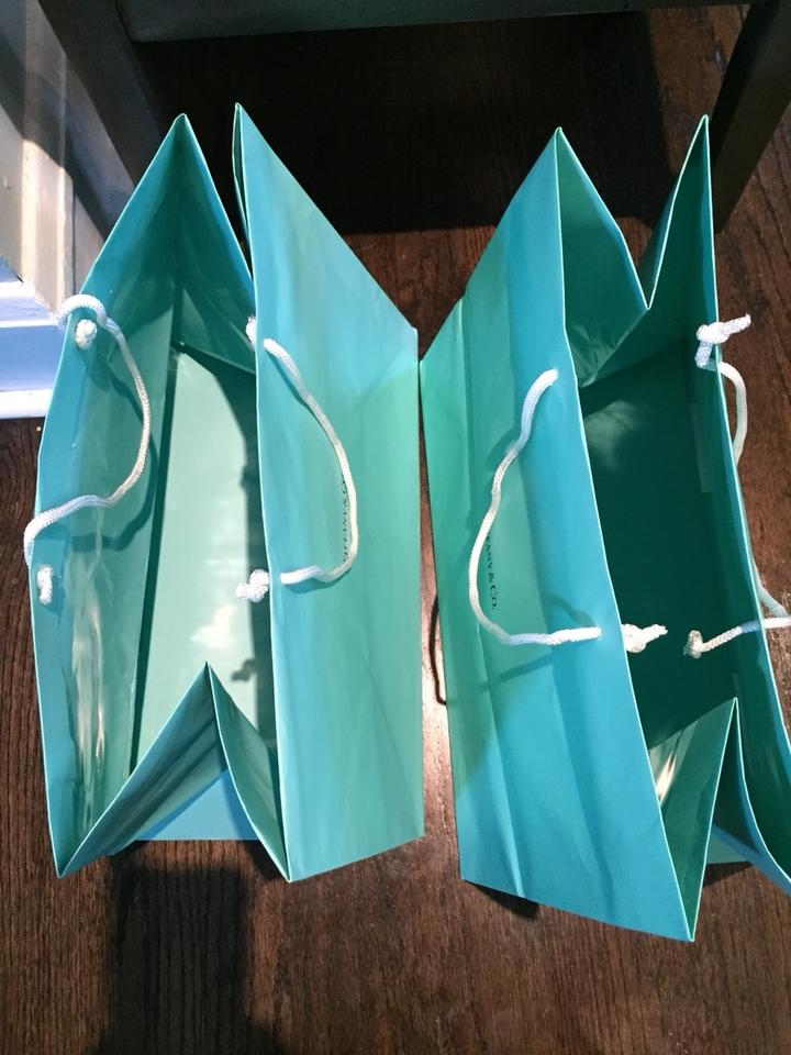 Tiffany Co Blue Gift Bags 2