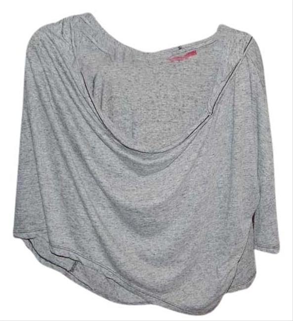 Preload https://item2.tradesy.com/images/velvet-by-graham-and-spencer-grey-light-thin-heathered-crop-sweatshirthoodie-size-4-s-3670021-0-0.jpg?width=400&height=650