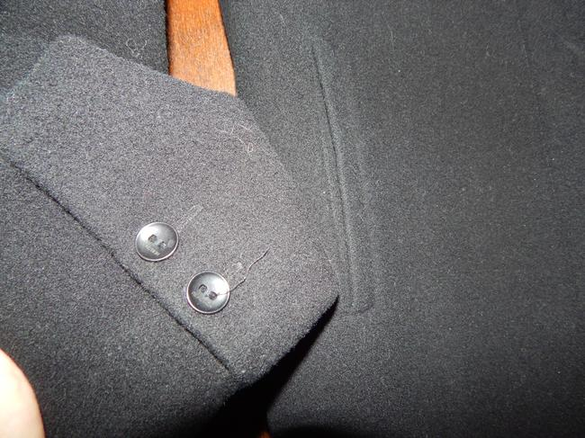 Kenneth Cole Formal Button Up Dressy Coat
