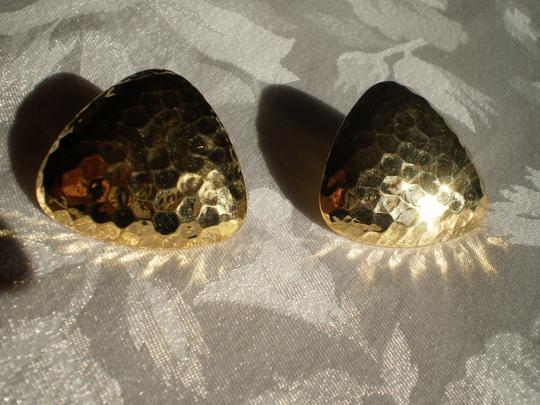Other Goldtone pierced earrings