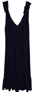 BCBGMAXAZRIA short dress Dark Blue/ Navy on Tradesy