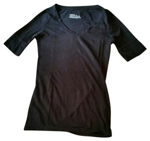 Mossimo Supply Co. V-neck T Shirt Black