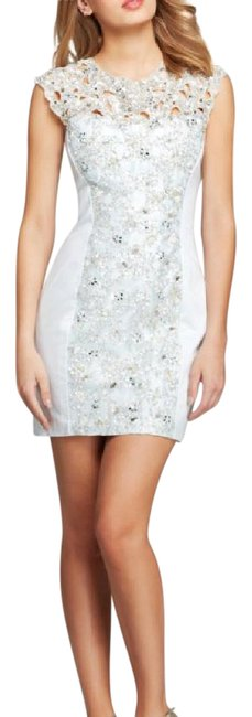 Preload https://img-static.tradesy.com/item/3671128/french-connection-tea-tree-mid-length-cocktail-dress-size-6-s-0-2-650-650.jpg