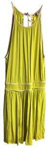 Fluorescent Green Maxi Dress by Juicy Couture
