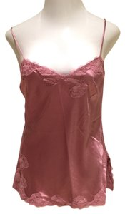 Arden B. Silk Cami Top Blush pink