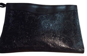 R. Caudida Black Clutch