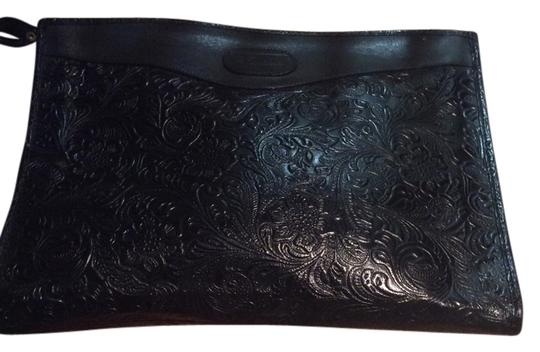 Preload https://item3.tradesy.com/images/women-s-black-leather-toole-clutch-3672052-0-0.jpg?width=440&height=440