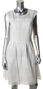 White Maxi Dress by Betsey Johnson