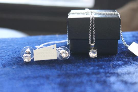 Other Swarovski Elements Necklace and Earrings Set
