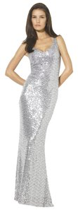 Ralph Lauren Elegant Sequin V-neck Dress