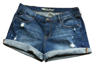 Old Navy Denim Shorts-Distressed