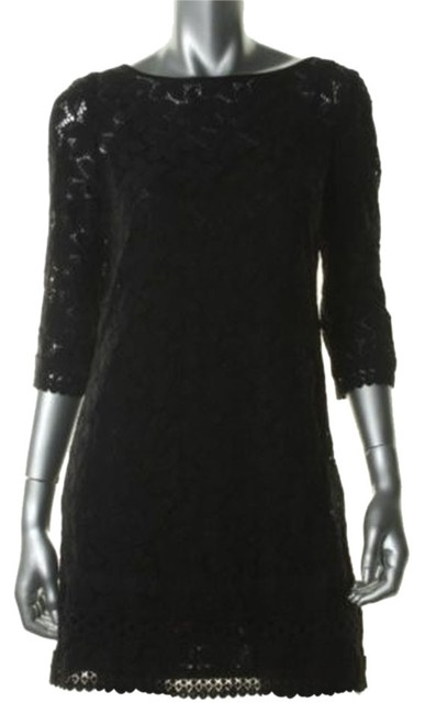 Preload https://img-static.tradesy.com/item/3673975/laundry-by-shelli-segal-black-casual-above-knee-cocktail-dress-size-2-xs-0-0-650-650.jpg